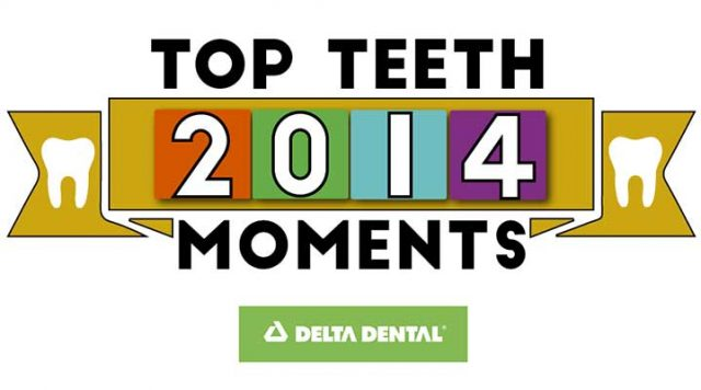 Illustration - Top Teeth Moments 2014