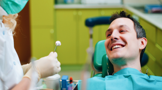 If you thought you didn't need dental benefits, think again. Have a healthy smile? Preventive dentistry and dental coverage help you keep it that way. And it saves you money at the dentist.