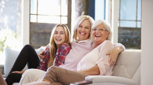 Caring for your children and aging parents isn't easy. These tips can help: