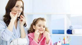 Super moms can do it all! So why aren't they making a dental appointment?