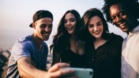 Smartphone Selfies May Help You Brush Better
