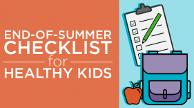 Back to School Parents Guide