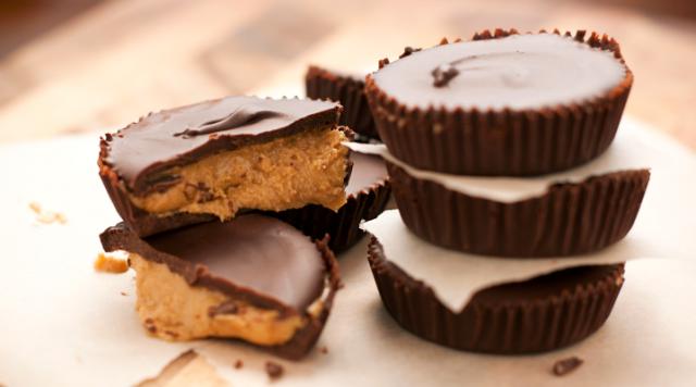 Sugar-Free Peanut Butter Cup Recipe
