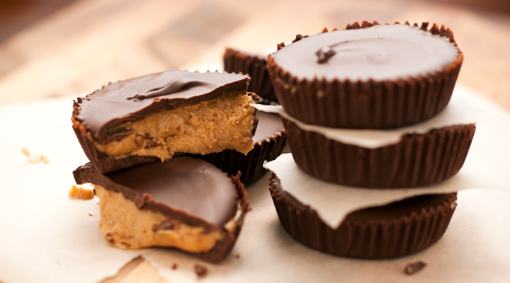 Sugar-Free Peanut Butter Cup Recipe