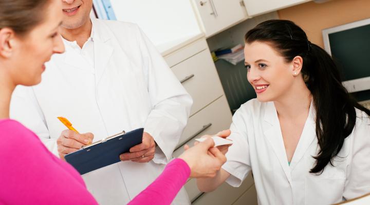 Delta Dental insurance card