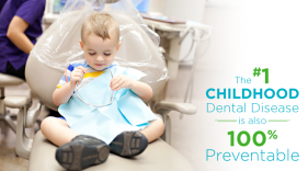 Learn why it's so important to prevent tooth decay in kids and set them up for a lifetime of health and success.