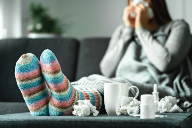 It might be easier to get through cold and flu season while protecting your smile when you try these tips to ease symptoms and avoid mouth complications.