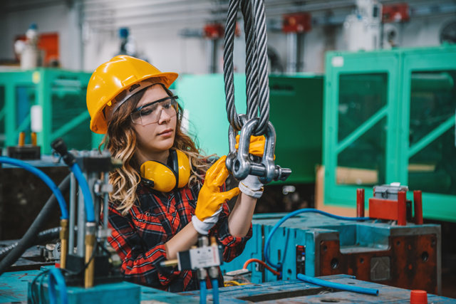 Workplace eye injuries can occur in factories, laboratories, construction sites, and even the office. Learn how to keep your vision safe with vision protection at work:
