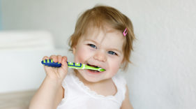 Regular dental care for children should begin by age 1.