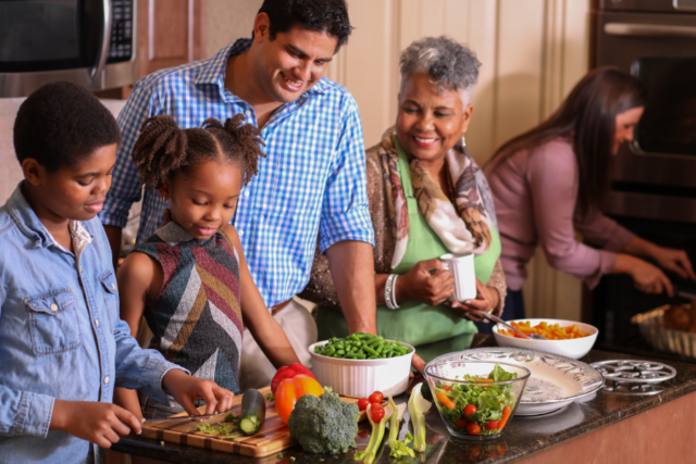 Find Thanksgiving side replacements with foods that are good for your teeth and gums!