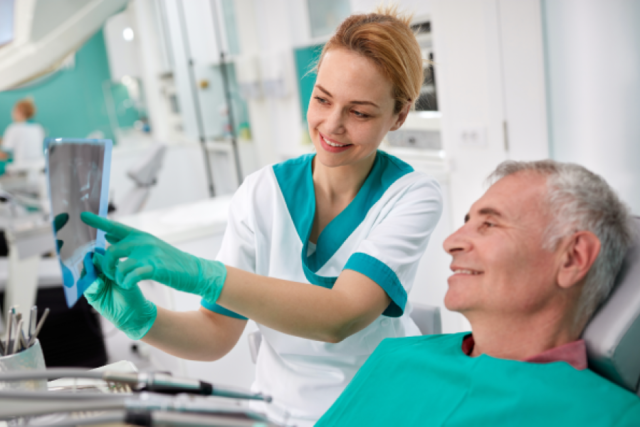 Learn to prevent four of the most common oral health issues in older adults.