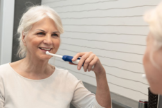 Learn the connection between oral health and joint inflammation, plus how to brush and floss with arthritis.